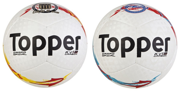 10e4c7344e Topper apresenta bolas dos campeonatos Paulista e Carioca de 2013 - Reply -  paixão pelo seu esporte